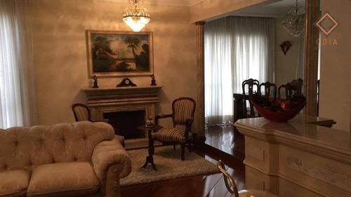 Apartamento Com 3 Dormitórios À Venda, 205 M² Por R$ 1.900.000,00 - Perdizes - São Paulo/sp - Ap47003