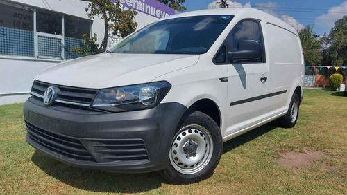 Imagen 1 de 11 de Volkswagen Caddy 2020 4p Cargo Maxi