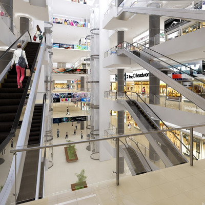 Local Comercial En Plaza Gamarra Moda