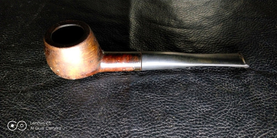 Antigua Pipa Real Briar Recta.