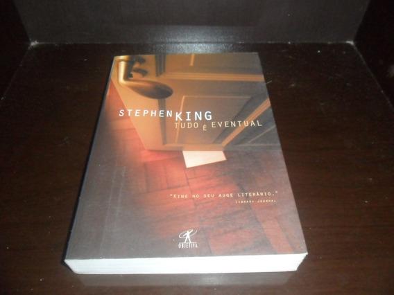 Tudo É Eventual - Stephen King - Objetiva