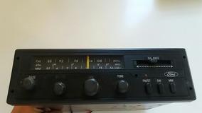 Rádio Antigo Am Fm Original Ford