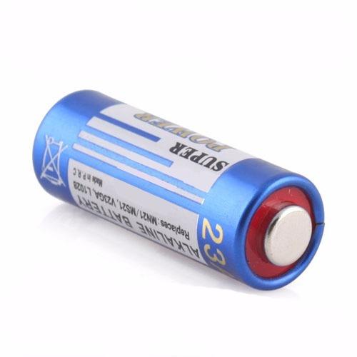 Bateria 12v 23a Cartela C/ 5 Pilhas P Controle Portão Alarme