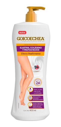Goicoechea Crema Corporal Colágeno Y Frutos Rojos 400ml