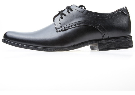 Zapato Darmaz Hombres Negro 1545
