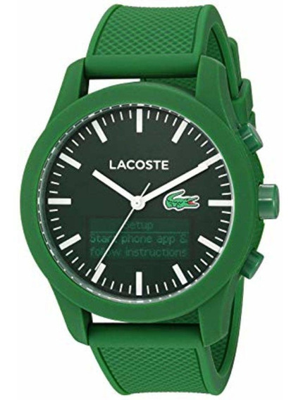 Relógio Masculino Smartwatch Lacoste Modelo 2010883