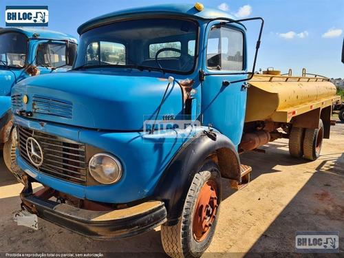 Caminhão Mercedes-benz L-1113 2p (diesel) Ref.195783