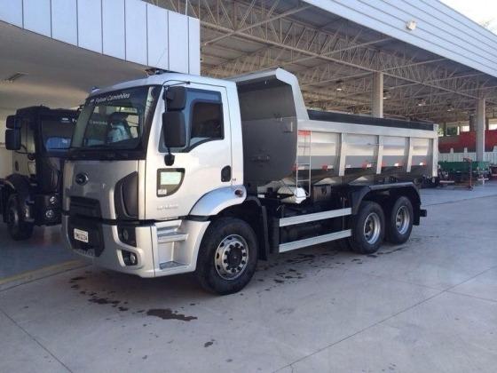 Ford Cargo 2429 Basculante Truck Ano 2016