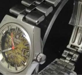 Relógio Tissot T02135 Automático Em Aço Webclock