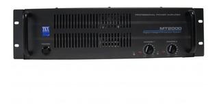 Potencia Zkx Mt2000 Watts Musicapilar