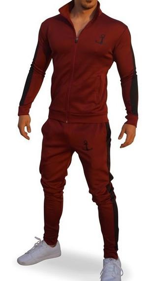 Conjunto John Leopard Elite Track Pants Slim Fit Unisex
