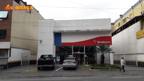 Salão Para Alugar, 370 M² Por R$ 30.000,00/mês - Gopoúva - Guarulhos/sp - Sl0044