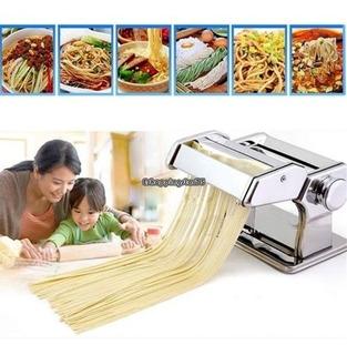 Fabricante De Pasta/fideos 7 Rodillo De Masa De Máquina De