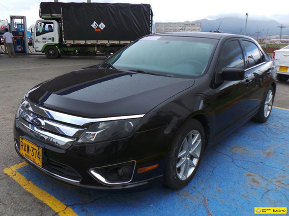 Ford Fusion Sel At 3000 Cc Aa Tc