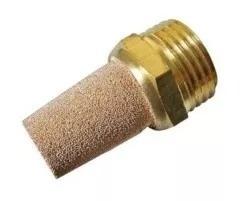 Silenciador 3/4 De Bronze Cônico 3pcs
