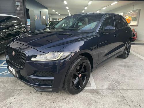 Jaguar F-pace Prestige 2.0 T Diesel 2017 Blindado Autostar