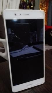 Cel.hawei P9 Lite-c/sen. De Huella-cristal Dañado En Rosario