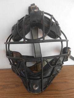 Careta Catcher Ampayer Beisbol Baseball Adulto #b609