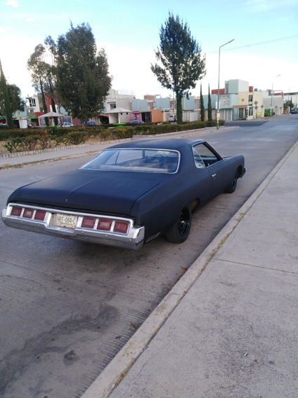 Chevrolet Impala Cupe 8 Cilindros