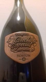 Norton Cosecha Esp. Vintage Brut N. -promo Dia Del Padre!!!