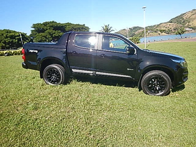 Chevrolet S10 2.8 Midnight 4x4 Cd 16v.turbo Diesel 4p. Aut.