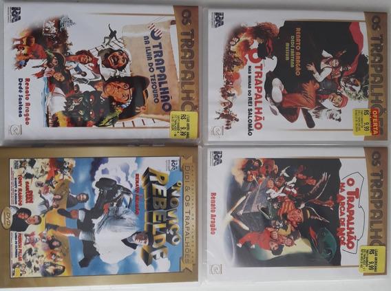 Dvds Os Trapalhões 3 - Filmes