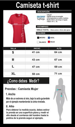6 Camisetas 100% Algodon  Con Estampado Personalizado