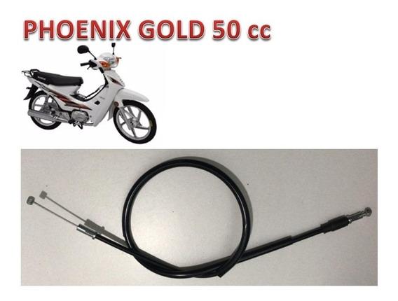 Cabo Do Afogador Da Phoenix Gold 50 Shineray