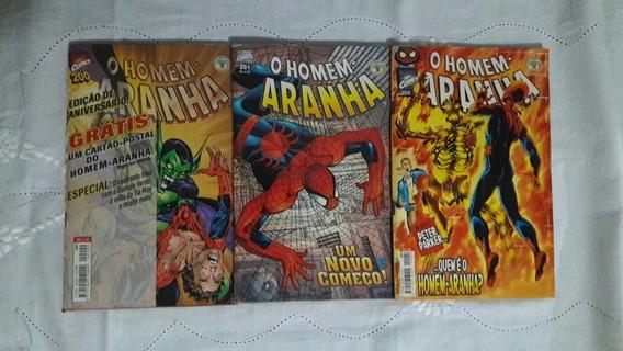 Hq O Homem-aranha: Formato Abril (53 Hqs)