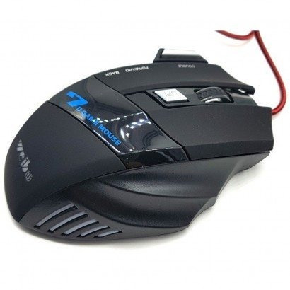 Mouse Gamer Usb Weibo X7