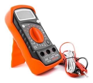 Tester Digital Multimetro Hamilton Tst10 Profesional