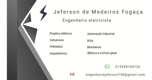 Imagem 1 de 1 de Engenheiro Eletricista