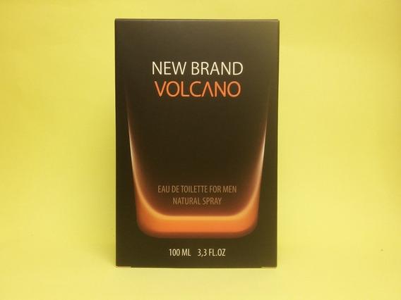 Perfume New Brand Volcano 100ml