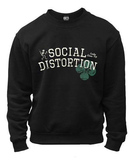 Buzo Social Distortion - Lucky 79