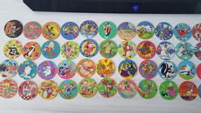 Colecao De Tazos Completa Looney Tunes 1994