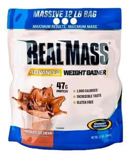 Hipercalórico - Real Mass Advanced 5.4kg - Gaspari Nutrition
