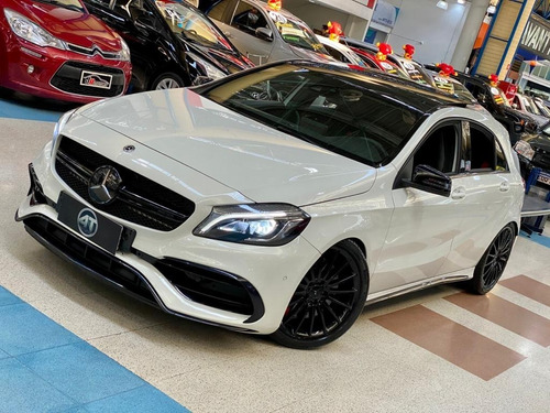 Mercedes-benz A45 Amg 4matic 2017