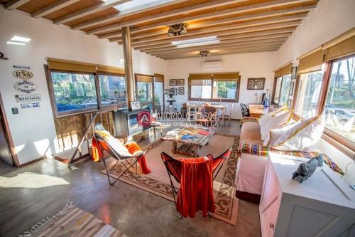 Hermosa Casa En Punta Ballena - Ref: 6299