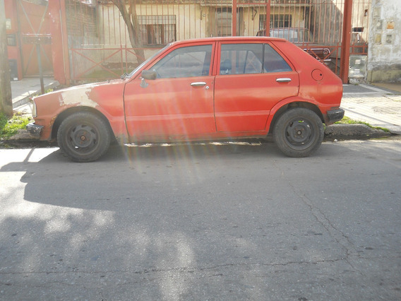 Charade Daihatsu 5 Puertas Zona Sur Avellaneda.no Quiero 0km