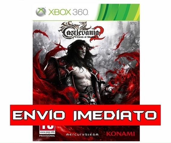 Castlevania Lords Of Shadow 2 Xbox 360 - Mídia Digital
