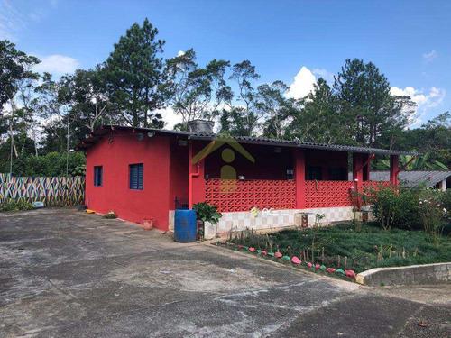Sítio Com 2 Dorms, Paiol Velho, Embu-guaçu - R$ 450 Mil, Cod: 1685 - V1685