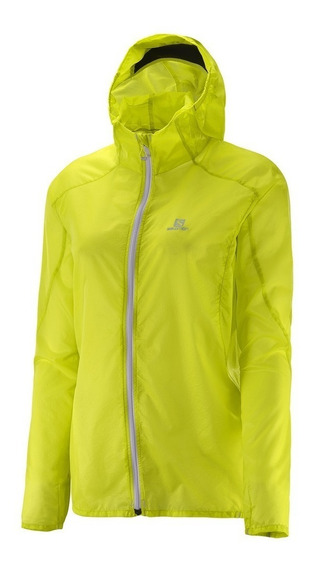 Rompeviento Salomon Mujer Fast Wing Hoodie Palermo Tenis