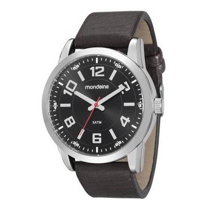 Relógio Executivo Masculino Mondaine 99071g0mvnh1 Original