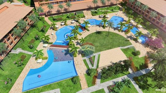 Flat Na Praia Dos Carneiros - Eco Resort - Fl0043