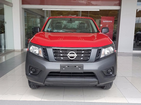 Nissan Np300 2.5 Pick-up Dh Pack Seg Mt Ac 2019 Estrena Ya