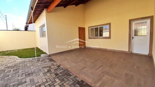 Imagem 1 de 19 de Casa À Venda Em Residencial Terras Do Barão - Ca013684