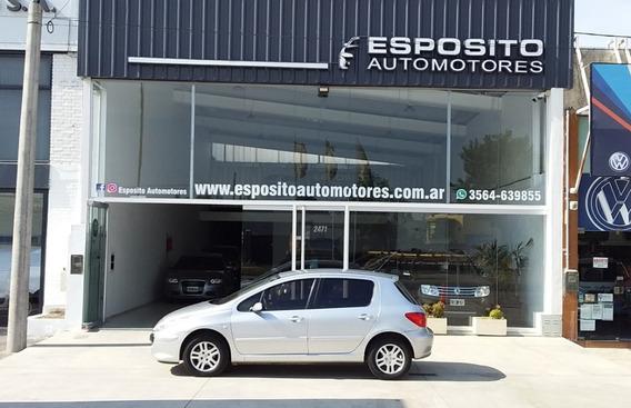 Peugeot 307 1.6 5p Xs L/n 2012