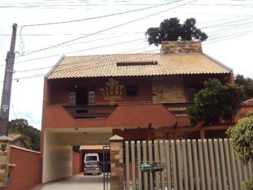 Casa A Venda No Bairro Uberaba Em Curitiba - Pr.  - 3272-1