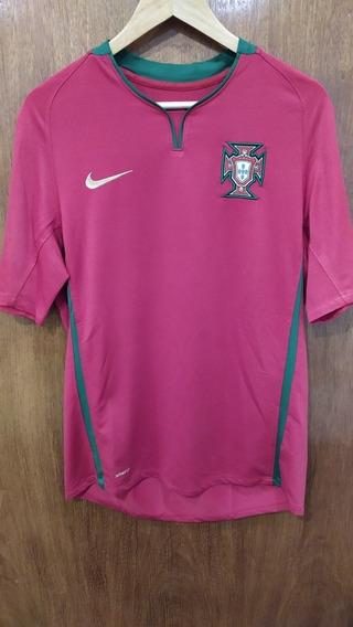 Camiseta Portugal 2008 Eurocopa
