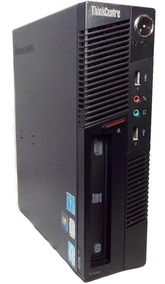Cpu Lenovo Thinkcentre M91p I5 3.1ghz Memoria 4gb Hd 250gb+